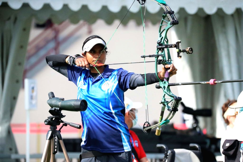 Rakesh Kumar on Friday defeated compatriot Shyam Sundar Swami to clinch the Compound Men Open gold medal as India finished their campaign with five medals at the 7th Fazza Para Archery World Ranking Championships-Dubai 2021 here. Overall, India finis - Rakesh Kumar