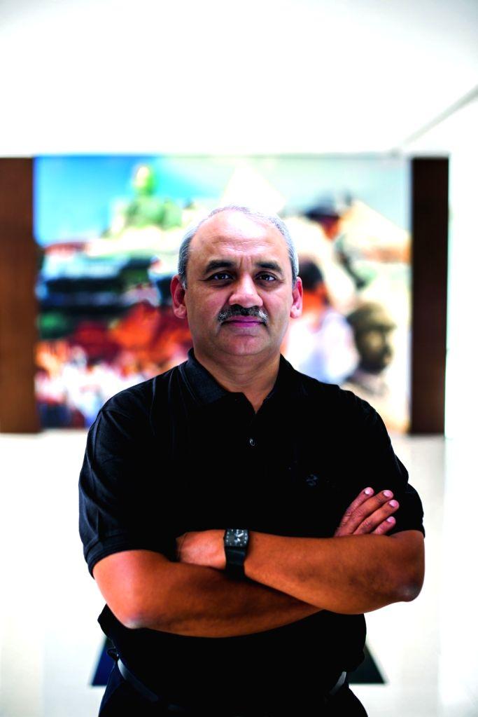 Rakesh Sharma, ED, Bajaj Auto. - Rakesh Sharma