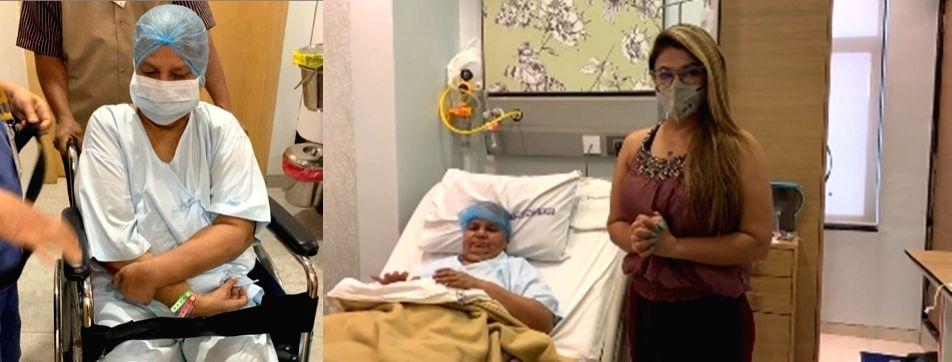 Rakhi Sawant thanks Salman Khan for mother's cancer treatment.(photo:Instagrm) - Salman Khan