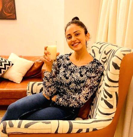 Rakul Preet shares her recipe to beat summer heat