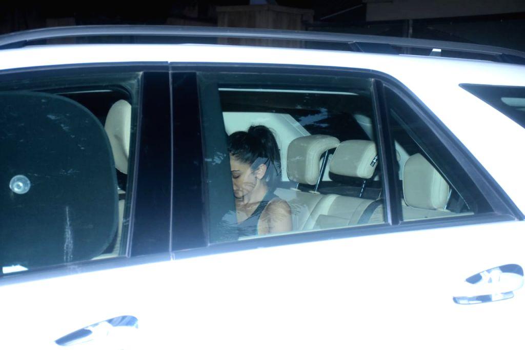 Rakul Preet Singh spotted in Bandra on Wednesday 03rd March, 2021. - Rakul Preet Singh