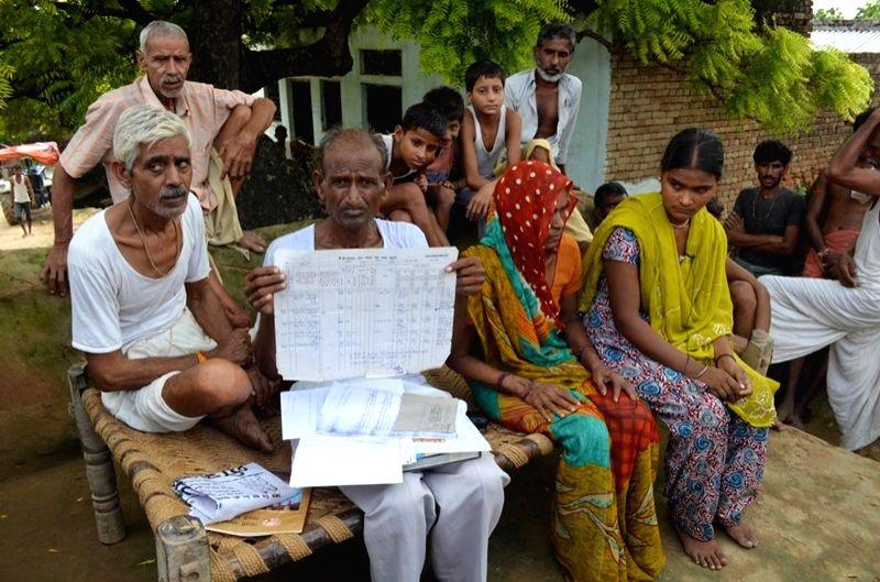 Ram Prasad Bismil's third generation relatives.