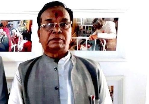 Ram Tahal Choudhary. - Tahal Choudhary