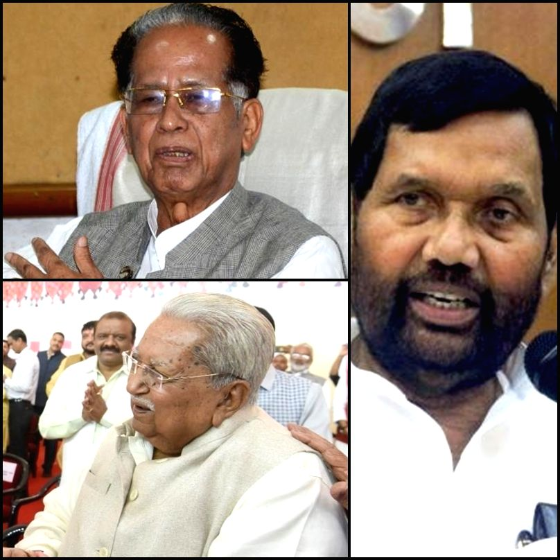 Ram Vilas, Tarun Gogoi, Keshubhai Patel conferred with Padma Bhushan posthumously - Keshubhai Patel