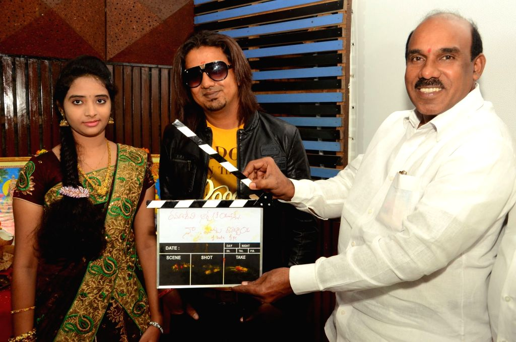 Ramadevi Art Creations new movie launch held at Saradhi Studios in Hyderabad  on August 5, 2016