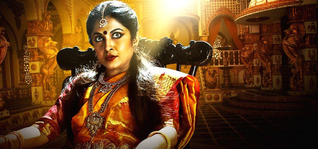 Ramakrishna's Rani Sivagami Movie First look.