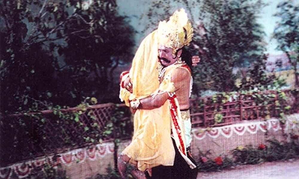 Ramayana's Ravan Arvind Trivedi passes away at 82, PM mourns demise.(photo:IMDB.com)