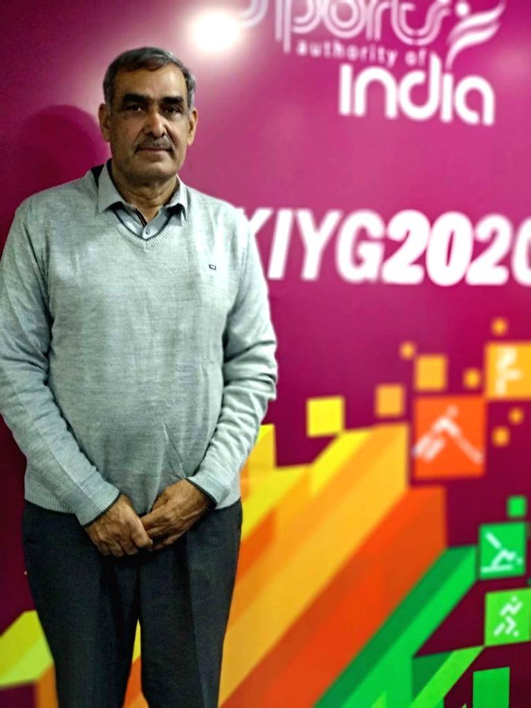 Rambir Singh Khokhar. - Rambir Singh Khokhar
