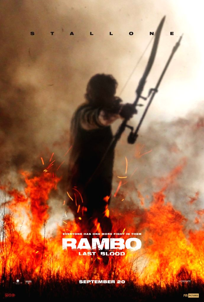 Rambo V: Last Blood.