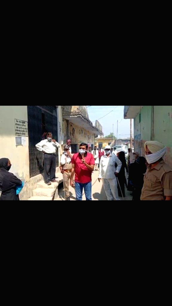 Rampur DM Aunjaneya Kumar Singh. - Aunjaneya Kumar Singh