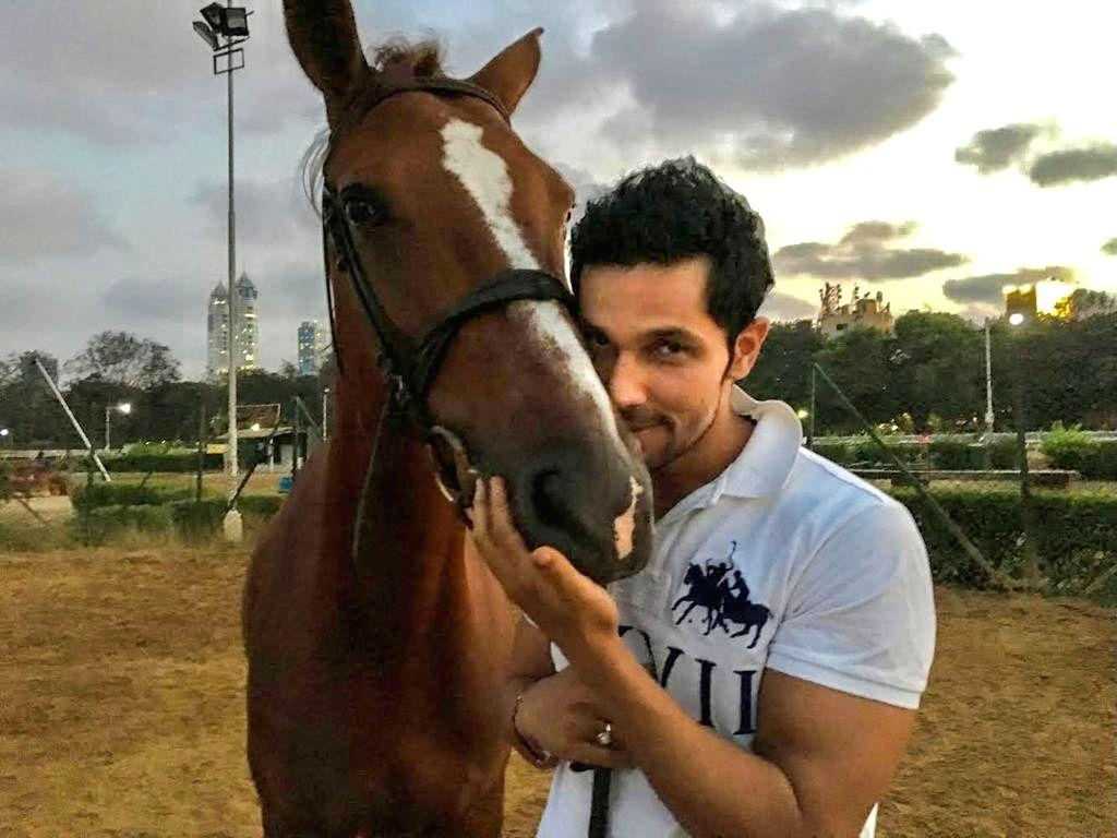 Randeep Hooda names newborn foal Hope after his mother Asha