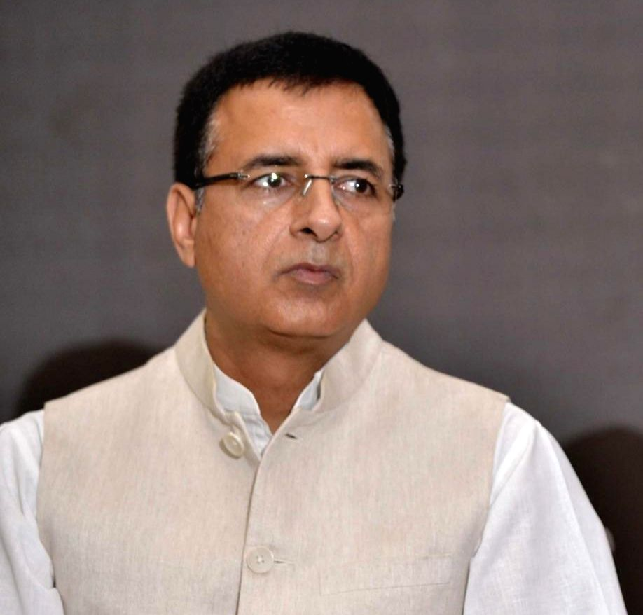 Randeep Surjewala. (File Photo: IANS)