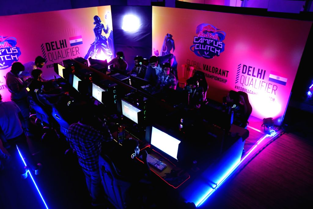 Random 5 wins the Delhi Qualifiers of Red Bull Campus Clutch