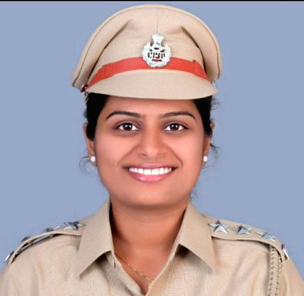 Range Forest Officer (RFO) Priyanka Lagad, who survived a leopard attack in Friday in Ratnagiri.