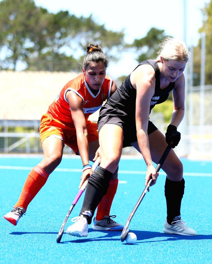 Rani's double and goals by Sharmila, Namita Toppo help India beat New Zealand