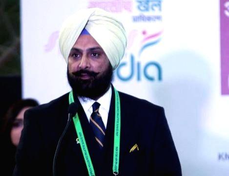 Raninder Singh. - Raninder Singh
