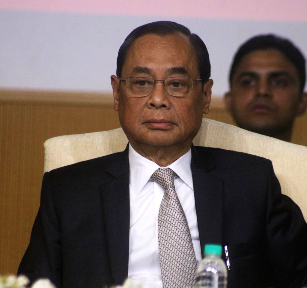 Ranjan Gogoi. (File Photo: IANS)