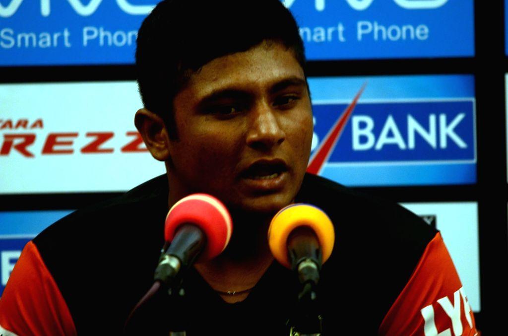 Ranji Trophy: Sarfaraz follows triple ton with unbeaten double. (Photo: IANS)
