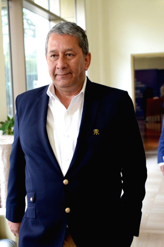 Ranjit Barthakur. (File Photo: IANS)