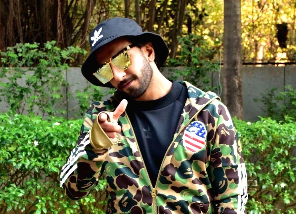 Ranveer Singh. (File Photo: IANS) - Ranveer Singh