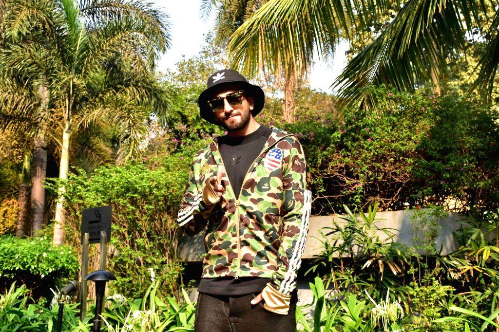 Ranveer Singh. (Photo: IANS) - Ranveer Singh