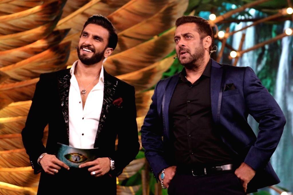 Ranveer Singh will be special guest on 'Bigg Boss 15' premiere night. - Ranveer Singh