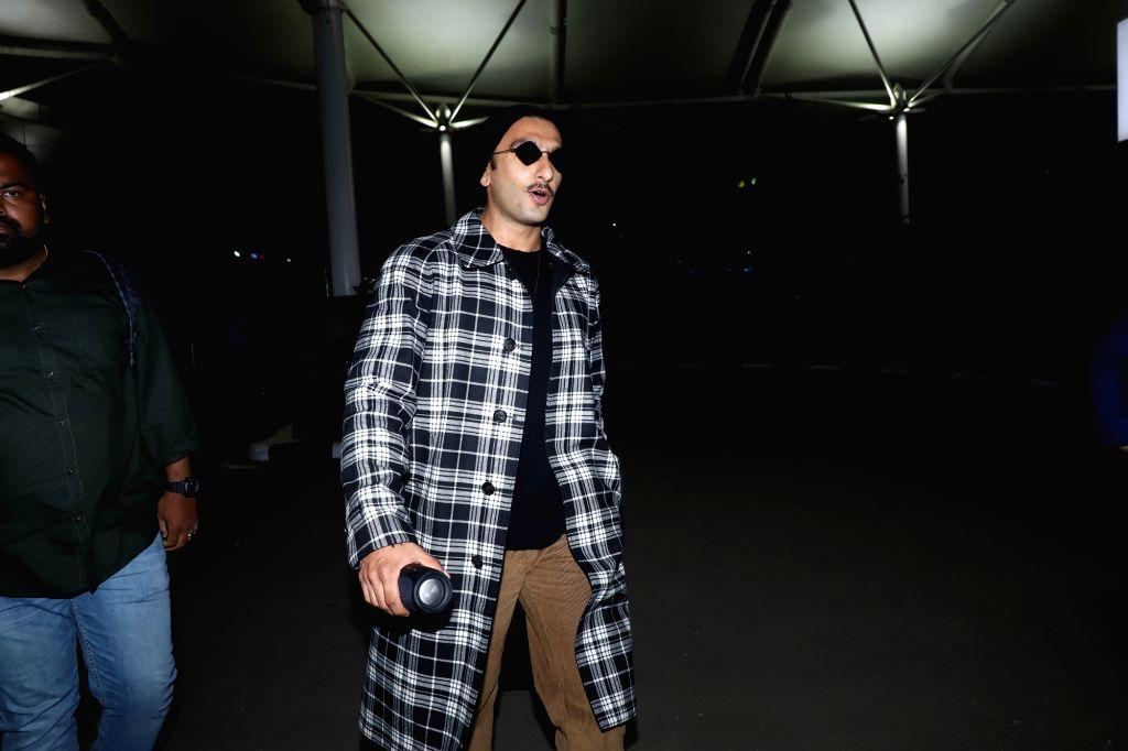 Ranveer Singh wraps up shooting for 'Jayeshbhai Jordaar' - Ranveer Singh