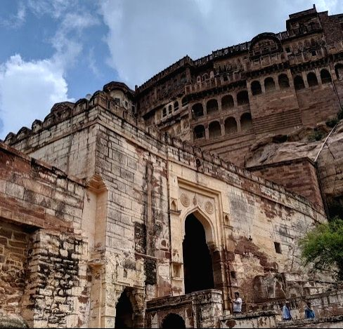 Rao Jodha's Fort is now a museum