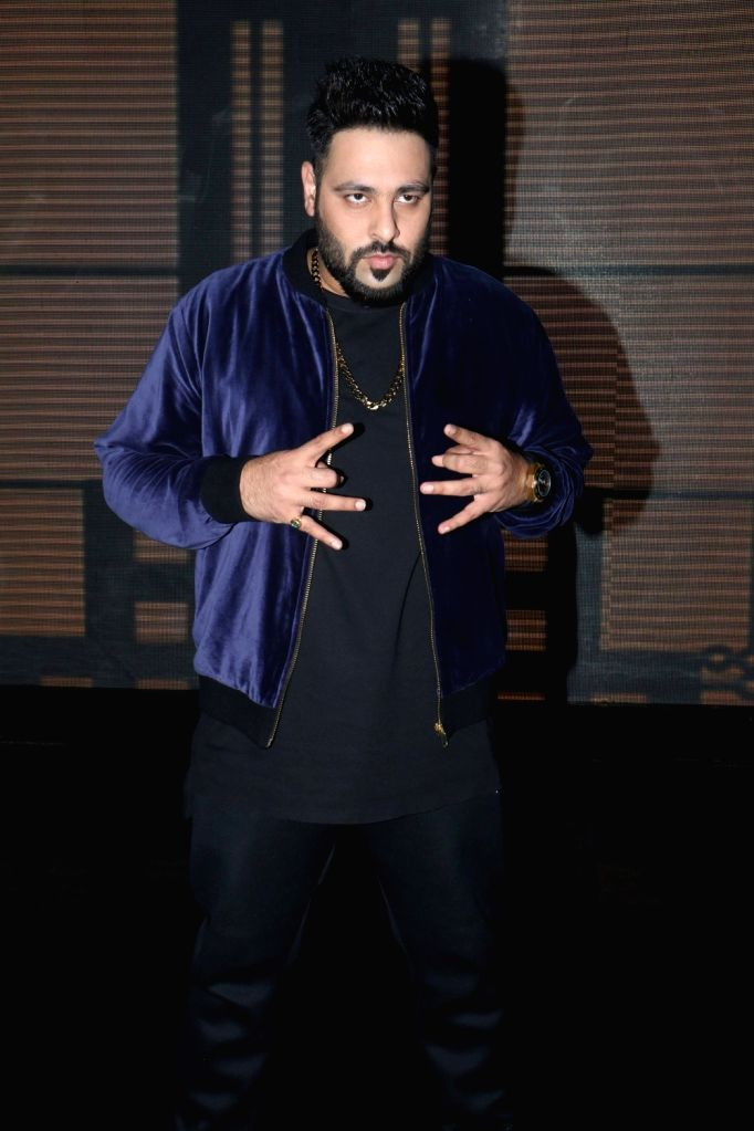 "Rapper Badshah during the Star Plus show ""Lip Sing Battle"" in Mumbai on Oct 2, 2017."