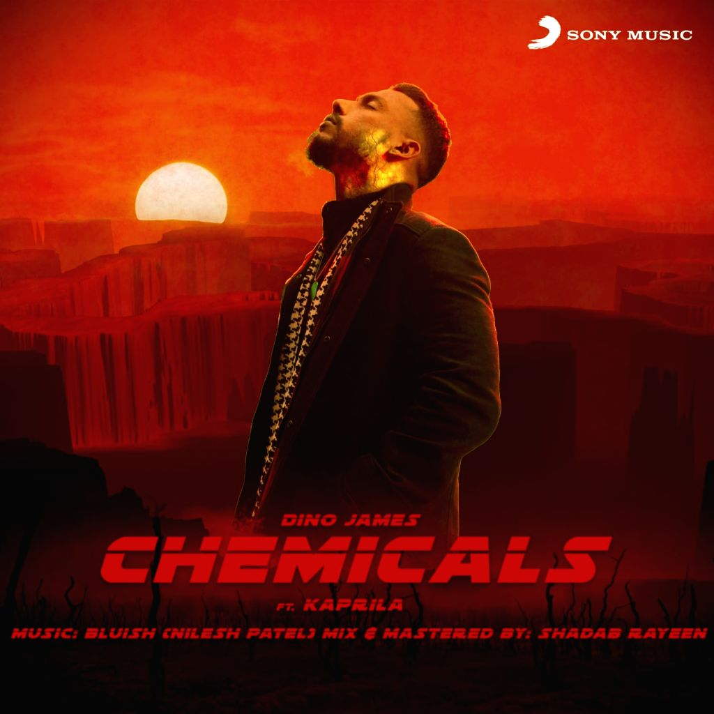 Rapper Dino James has unveiled his new song, Chemicals, which explains the emotional turmoil that people experience when they are in love.