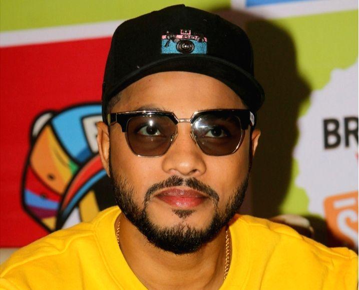 Rapper Raftaar.