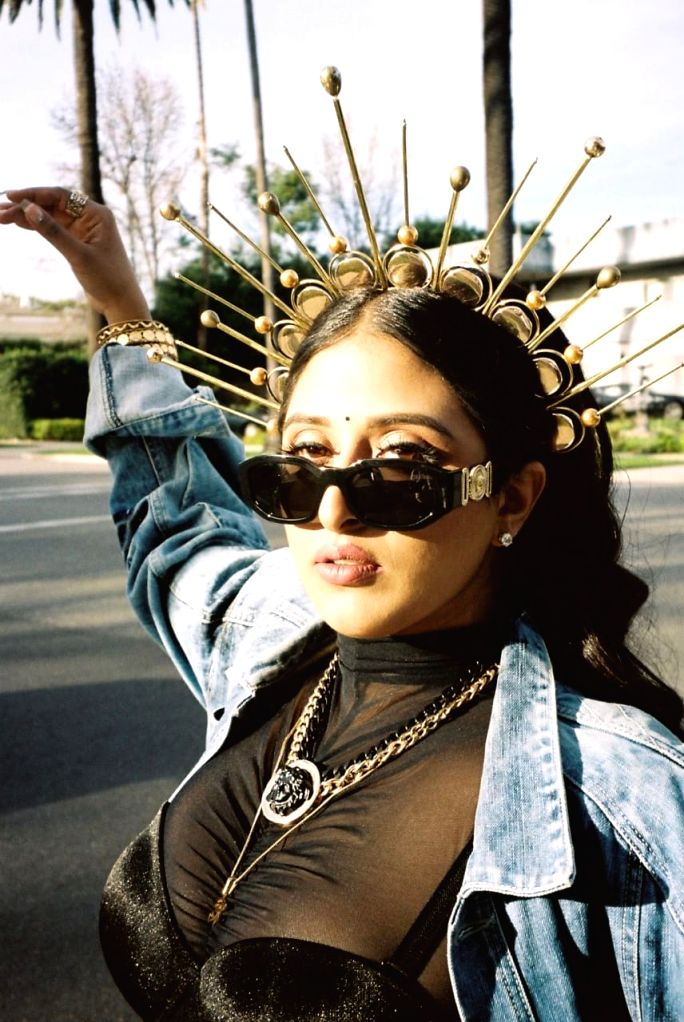 Rapper Raja Kumari: In the US, I was asked to leave my culture behind.