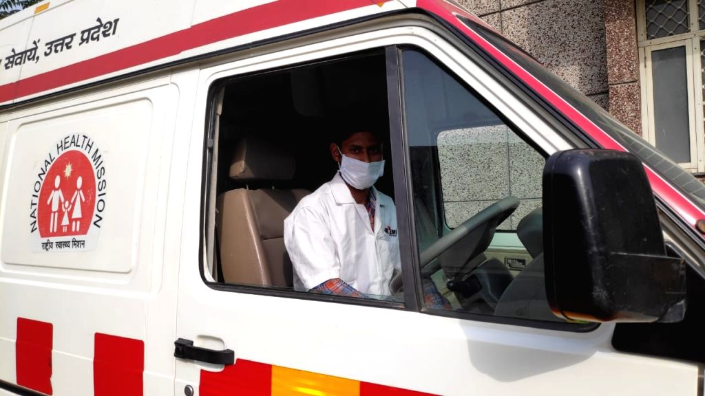 Rashes, fatigue and stigma: How ambulance workers are coping amid Covid-19 pandemic.