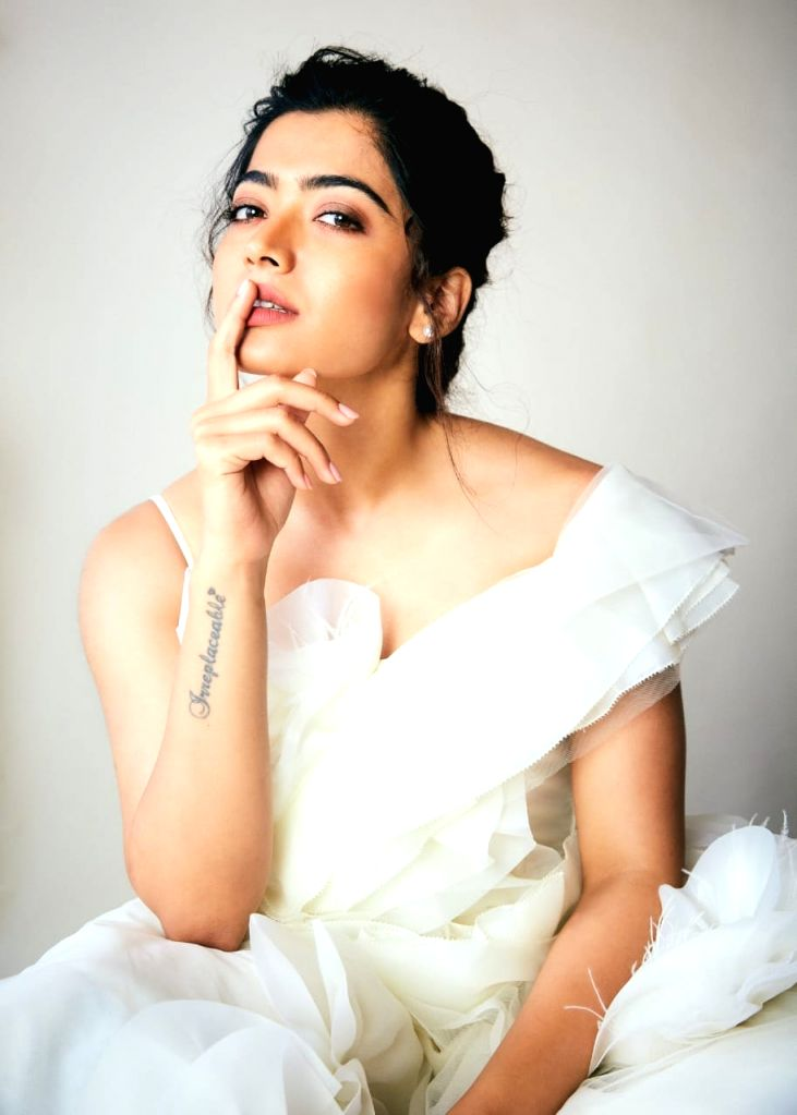 Rashmika Mandanna moves into new house in Mumbai