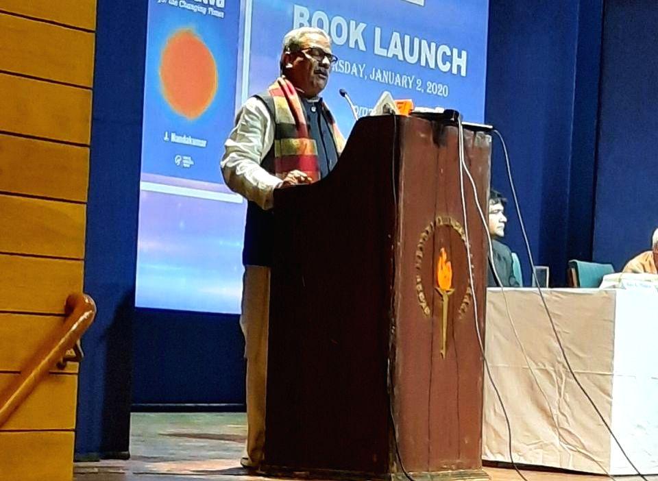 Rashtriya Swayamsevak Sangh (RSS) Joint General Secretary Krishna Gopal