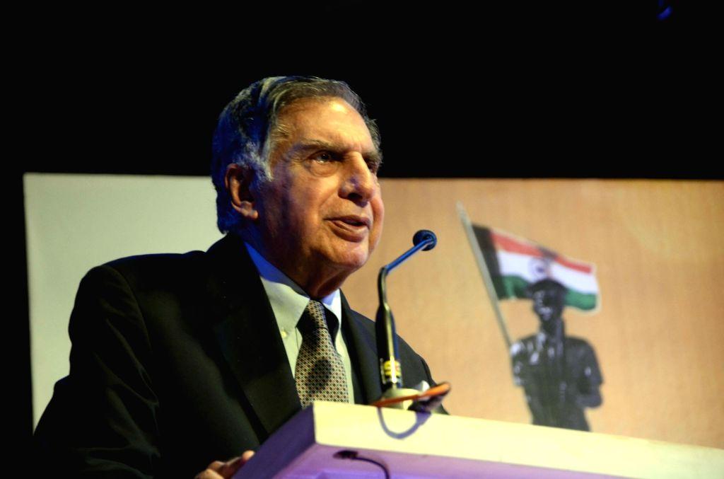 Ratan N Tata. (File Photo: IANS)