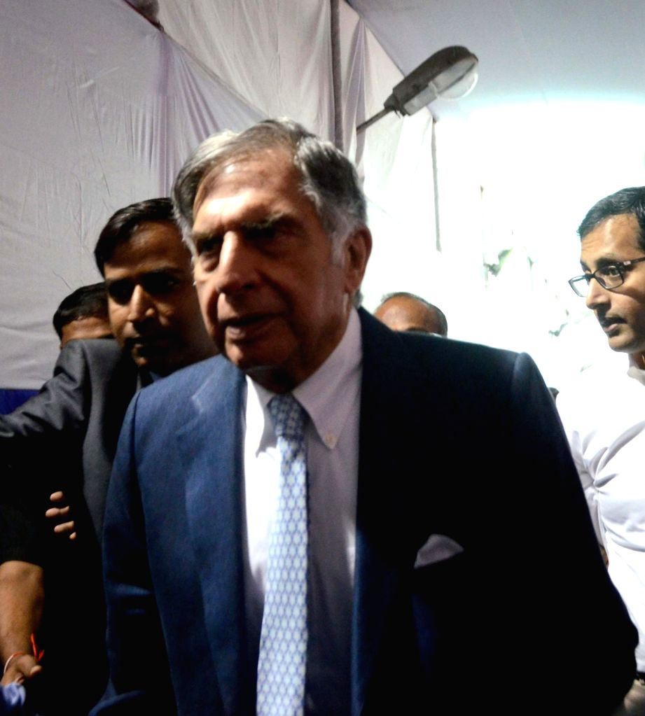 Ratan Tata. (Photo: IANS/PIB) - Ratan Tata