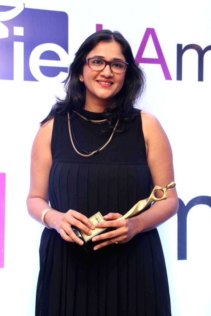 Raunaq Roy, owner of Hungama.com during I am Woman event, in Mumbai on April 5, 2016. - Raunaq Roy