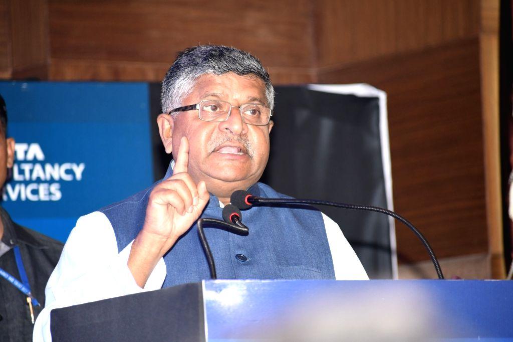 Ravi Shankar Prasad. (Photo: IANS)