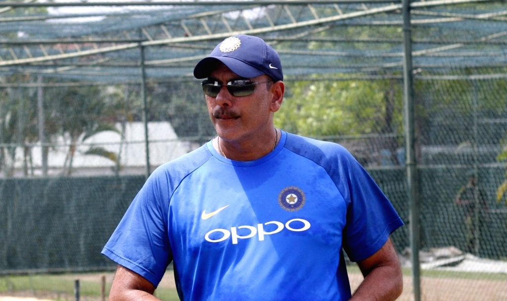 Ravi Shastri. (File Photo: IANS)