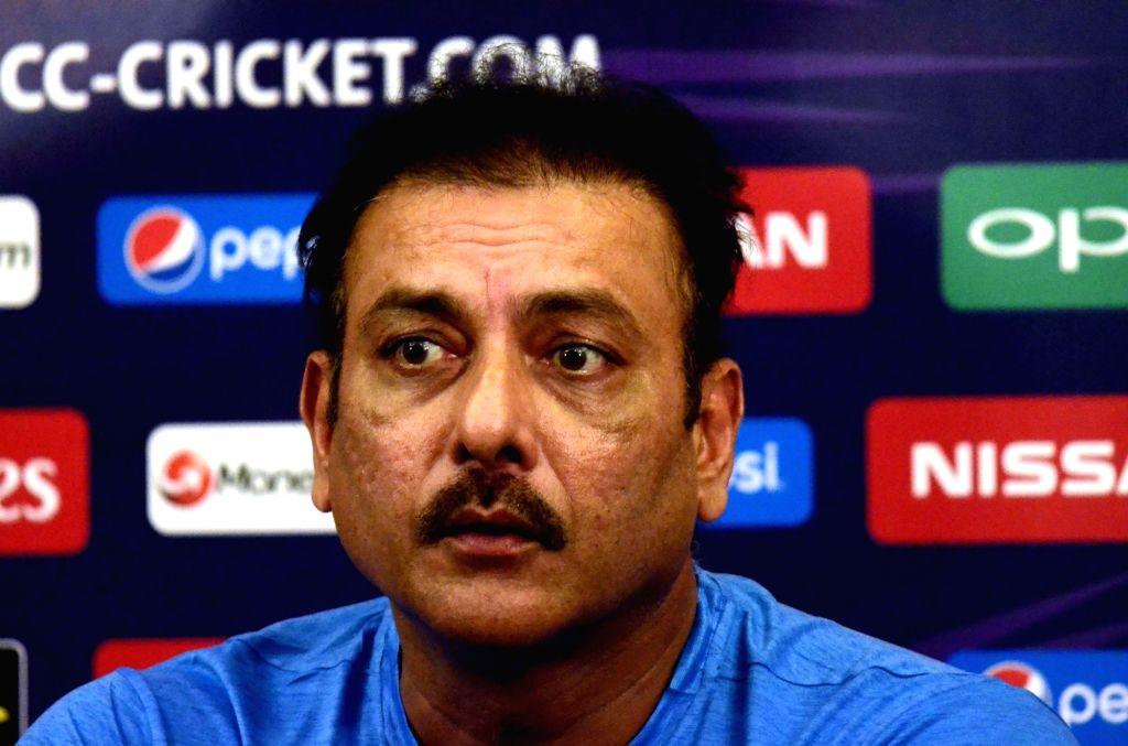 Ravi Shastri. (Photo: IANS)