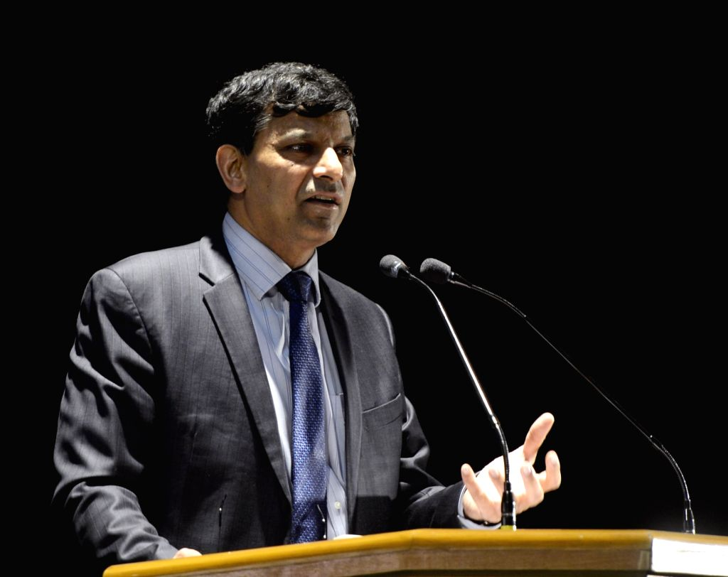 (RBI) Governor Raghuram Rajan. (File Photo: IANS)
