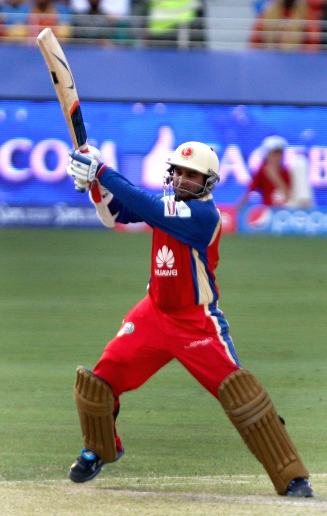 RCB player Parthiv Patel in action during the fifth match of IPL 2014 between Royal Challengers Bangalore and Mumbai Indians, played at Dubai International Cricket Stadium in Dubai of United Arab ... - Parthiv Patel