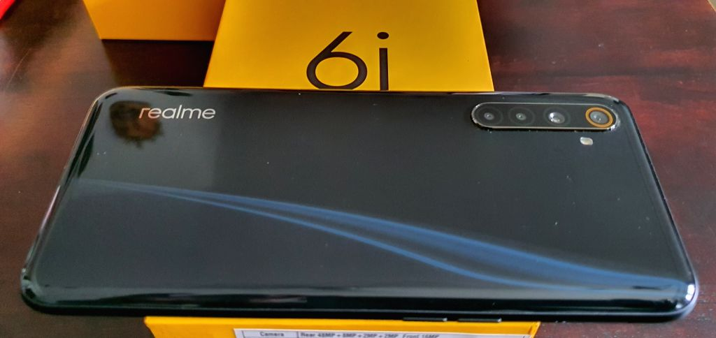 Realme 6i: Ready to shine with all-round performance.