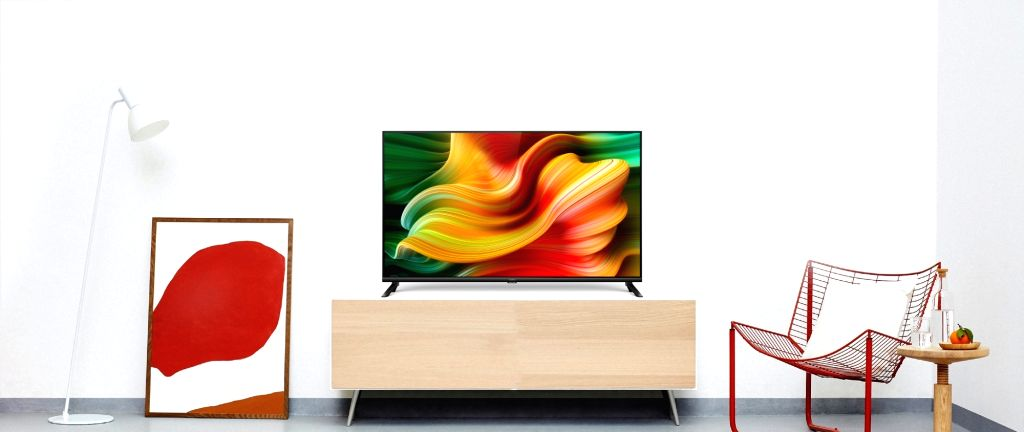 Realme enters affordable TV segment in India, price starts from Rs 12,999.