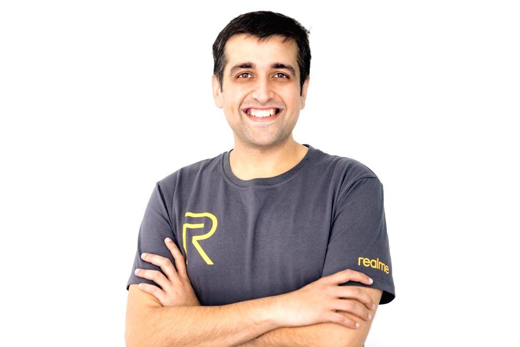 Realme India CEO Madhav Sheth.