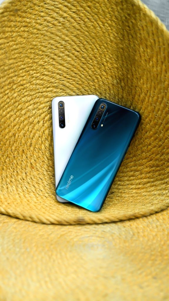realme launches two 4G flagship smartphones in India.