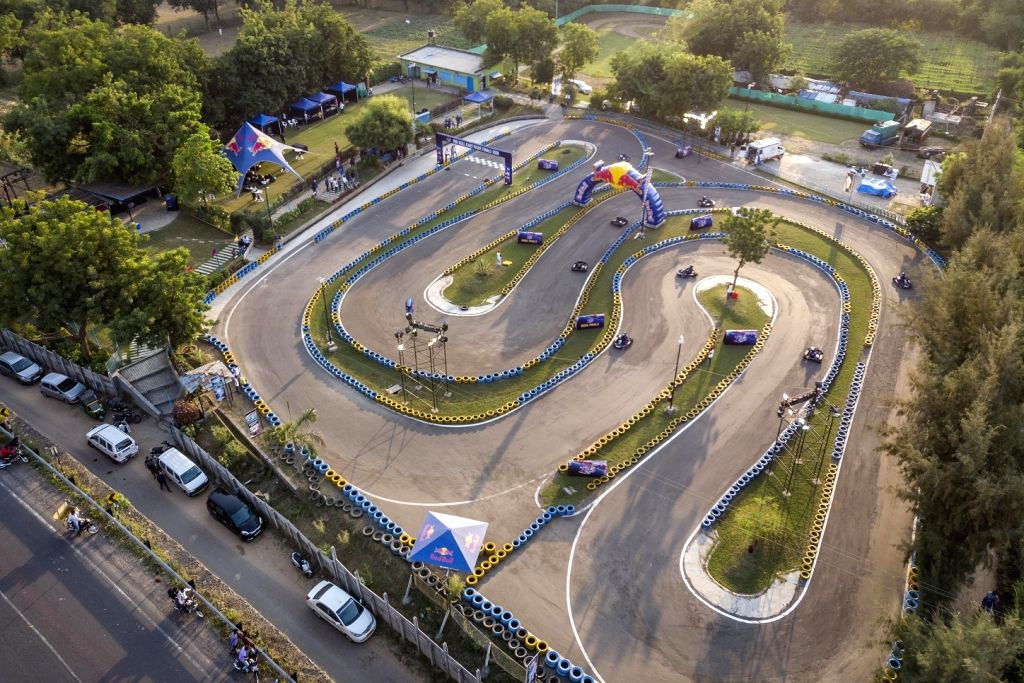 Red Bull Kart Fight 2018 National Finals at Erda's Speedway.