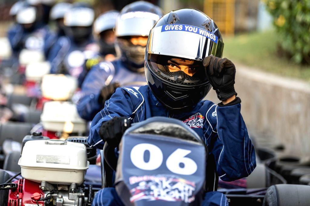 Red Bull Kart Fight 2018 National Finals at Erda's Speedway, Baroda.