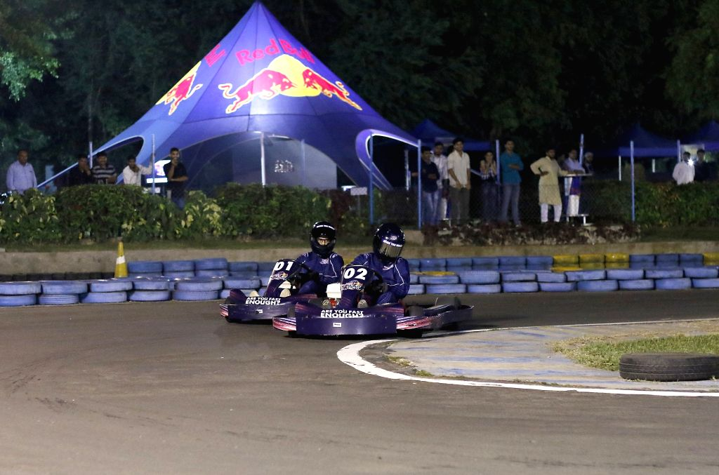 Red Bull Kart Fight National Finals 2018 - Action at Erda's Speedway.